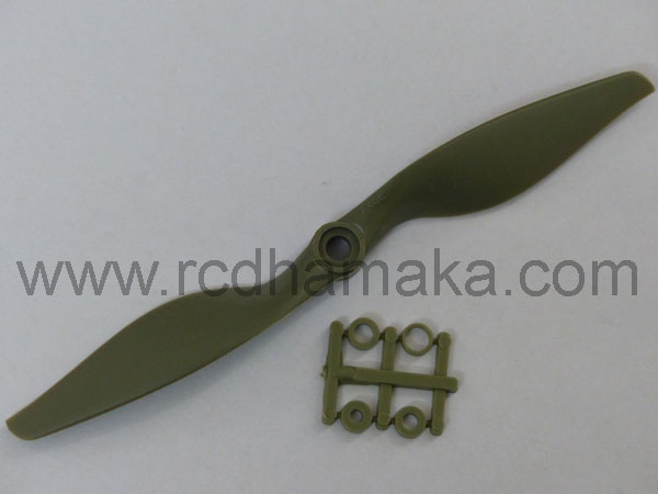 ELECTRIC 07x05E APC STYLE COMPOSITE PROPELLER