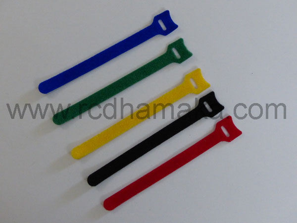 Battery Strap W13xL160mm Colour (Pack of 5)