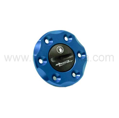 Secraft V2 Single Fuel Dot Blue